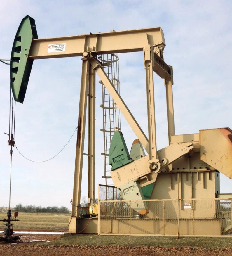 Williston Oil Rig