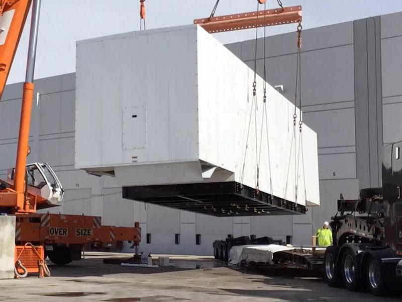 Custom Generator Enclosures | Genset Enclosure and Base Fuel Tanks