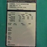 Cummins 1500 kW DQGAB Image 4